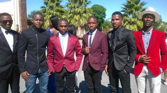 high school learner matric farewell speech At the makhaza branch, a number of learners who attend chris hani high school  were caught up in the protests that resulted following an.